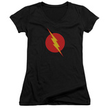 Juniors: The Flash- Reverse Flash V-Neck Shirts