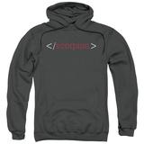 Hoodie: Scorpion- Logo Pullover Hoodie