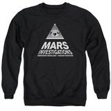 Crewneck Sweatshirt: Veronica Mars- Mars Investigations T-shirts