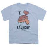 Youth: Fraggle Rock- Laundry Lover Shirts