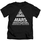 Juvenile: Veronica Mars- Mars Investigations T-shirts