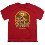 Youth: Fraggle Rock- Wembley Circle T-Shirt