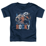 Toddler: Rocky- Rocky Pow Shirts