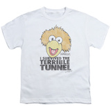 Youth: Fraggle Rock- Terrible Tunnel T-shirts