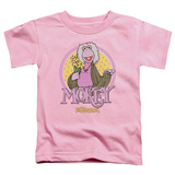 Toddler: Fraggle Rock- Mokey Circle Shirt