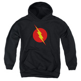 Youth Hoodie: JLA- Reverse Flash Pullover Hoodie