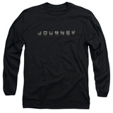 Long Sleeve: Journey- Repeat Logo Shirts