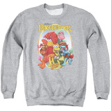 Crewneck Sweatshirt: Fraggle Rock- Group Hug T-Shirt