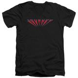 Journey- Perspective Logo V-Neck T-Shirt