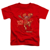 Toddler: Fraggle Rock- Dance T-shirts