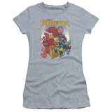Juniors: Fraggle Rock- Group Hug T-shirts