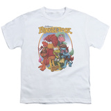 Youth: Fraggle Rock- Group Hug T-Shirt