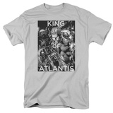 Aquaman- King Of Atlantis Shirts