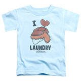 Toddler: Fraggle Rock- Laundry Lover T-Shirt