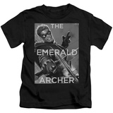 Juvenile: Green Arrow- Trigger T-Shirt