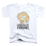 Toddler: Fraggle Rock- Terrible Tunnel T-Shirt