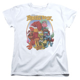 Womens: Fraggle Rock- Group Hug T-Shirt