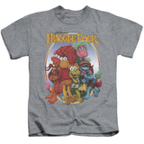 Juvenile: Fraggle Rock- Group Hug Shirts