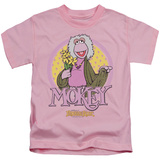 Juvenile: Fraggle Rock- Mokey Circle Shirt