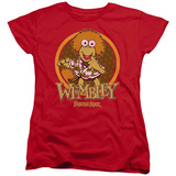 Womans: Fraggle Rock- Wembley Circle T-shirts