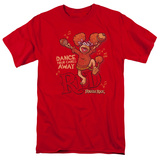 Fraggle Rock- Dance T-shirts