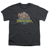 Youth: Fraggle Rock- Circle Logo T-Shirt