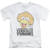 Juvenile: Fraggle Rock- Terrible Tunnel Shirts