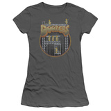 Juniors: Fraggle Rock- Doozers Construction T-Shirt
