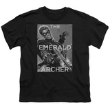 Youth: Green Arrow- Trigger T-Shirt