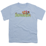 Youth: Fraggle Rock- Leaf Logo T-shirts