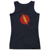 Juniors Tank Top: The Flash- Reverse Flash Womens Tank Tops