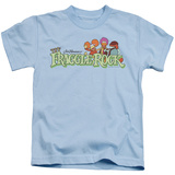 Youth: Fraggle Rock- Leaf Logo T-Shirt