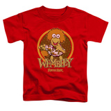 Toddler: Fraggle Rock- Wembley Circle T-shirts