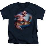 Juvenile: The Flash- Fastest Man Shirts