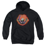 Youth Hoodie: Journey- Infinity Cover Pullover Hoodie