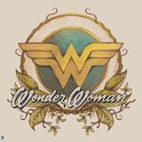 Wonder Woman - Alive Print