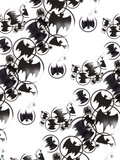 Batman - Graffiti Print