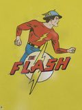 DC Originals - Retro Poster