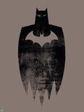 Batman - Acid Wash Wall Decal