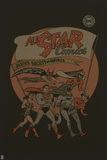 DC Originals - Retro Plastic Sign