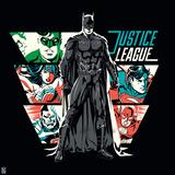 Justice League Design Print