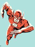 Justice League - The Flash Logo Prints