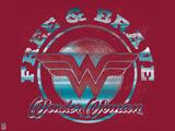 Wonder Woman - Trends 2015 Cartel de plástico