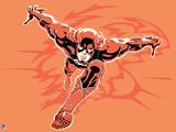Justice League - The Flash Prints