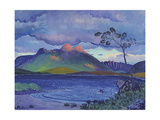 Arenig, North Wales Giclee Print by James Dickson Innes