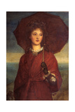 Eveleen Tennant, Later Mrs F.W.H. Myers Giclee Print by George Frederic Watts