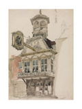 Guildford Giclee Print by William Richard Lethaby