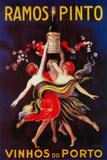 Ramos Pinto Vintage Poster - Europe Plastic Sign by  Lantern Press