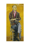 Somerset Maugham Giclee Print by Graham Sutherland