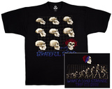 Grateful Dead- Strange Trip Evolution (Front/Back) Shirt